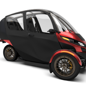 Arcimoto Generation 8 - Fully Enclosed On Angle