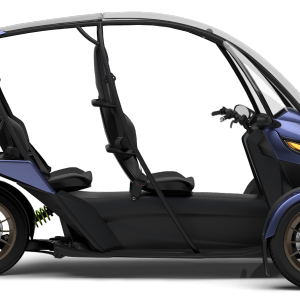 Arcimoto Generation 8 - Side View
