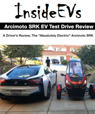 Arcimoto Featured On Inside EVs