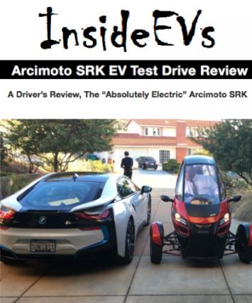 Arcimoto Featured On Inside EVs