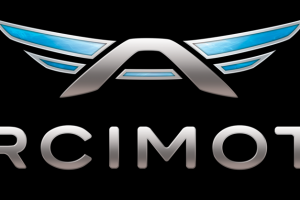 Arcimoto Logo - On Black