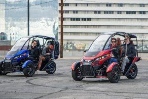 Arcimoto SRK - In Las Vegas