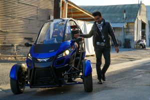 Arcimoto SRK - The Cool Walk
